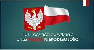 101 rocznica odzyskania niepodległości