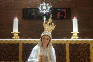 Msze święte i Różaniec (duchowe uczestnictwo)